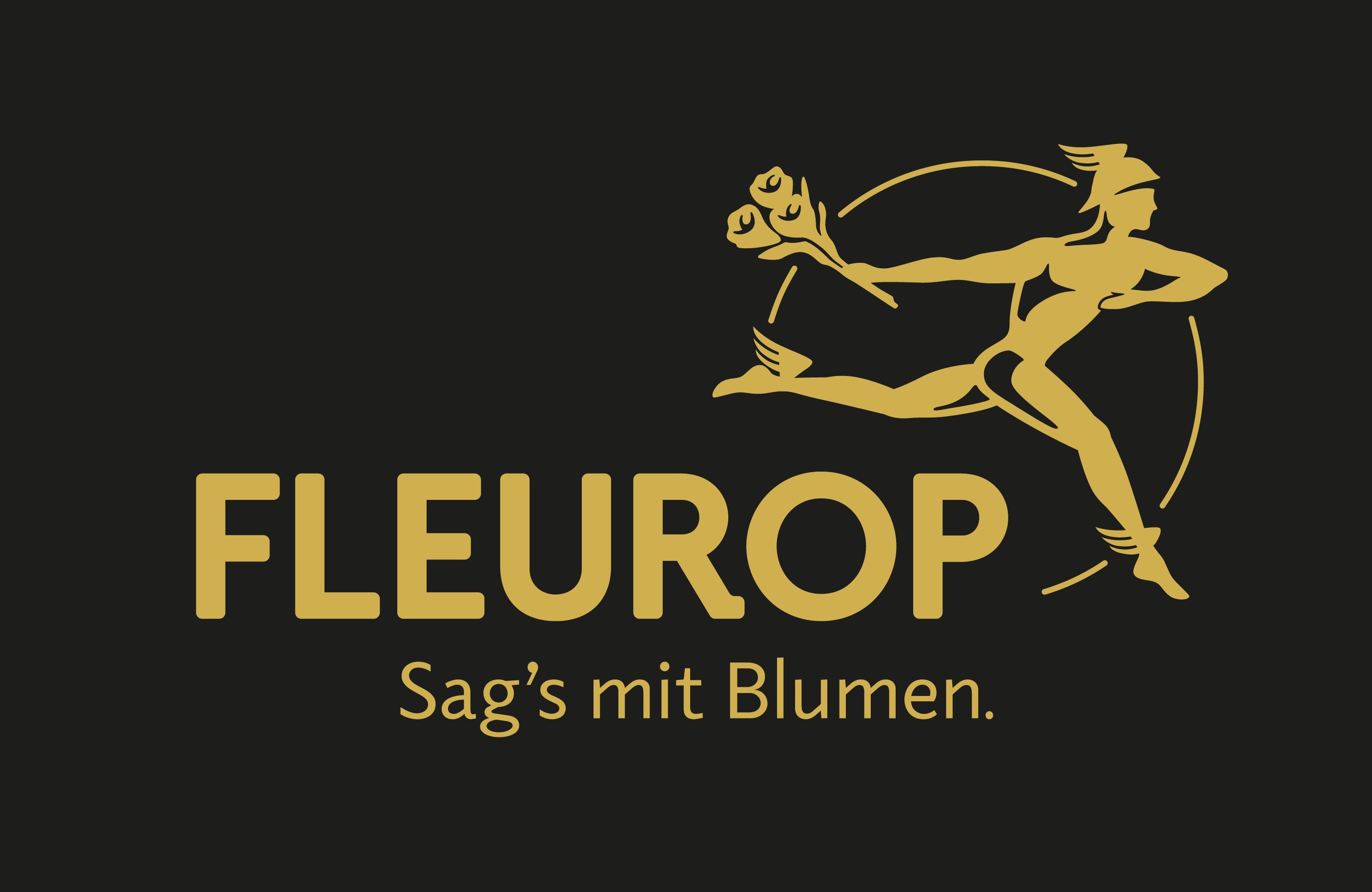 Fleurop Sag´s mit Blumen